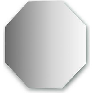Зеркало Evoform Primary 60х60 см, со шлифованной кромкой (BY 0076) жен сорочка арт 19 0076 изумрудный р 44