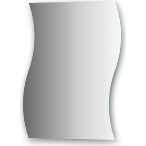 Зеркало Evoform Primary 50х65 см, со шлифованной кромкой (BY 0098) зеркало evoform primary by 0094