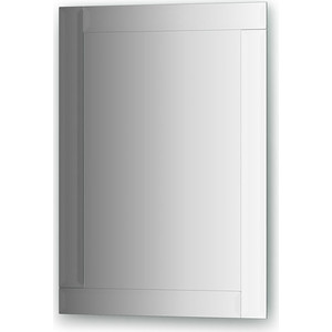 Зеркало Evoform Style 50х70 см, с зеркальным обрамлением (BY 0802)