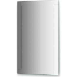 Зеркало поворотное Evoform Style 60х100 см, с зеркальным обрамлением (BY 0807) зеркало поворотное evoform style 60х120 см с зеркальным обрамлением by 0808
