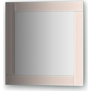 Зеркало поворотное Evoform Style 50х50 см, с зеркальным обрамлением (BY 0813) зеркало evoform style 70х70 см с зеркальным обрамлением by 0809