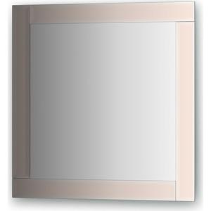 Зеркало поворотное Evoform Style 60х60 см, с зеркальным обрамлением (BY 0817) зеркало evoform style 70х70 см с зеркальным обрамлением by 0809