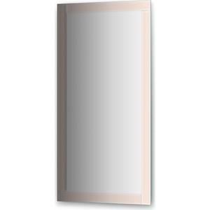 Зеркало Evoform Style 60х120 см, с зеркальным обрамлением (BY 0820) зеркало evoform comfort by 0940 60х120 см