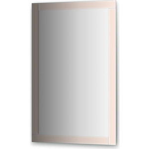 Зеркало поворотное Evoform Style 70х110 см, с зеркальным обрамлением (BY 0823) зеркало evoform style 60х60 см с зеркальным обрамлением by 0805