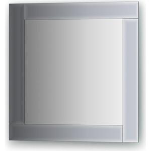 Зеркало поворотное Evoform Style 50х50 см, с зеркальным обрамлением (BY 0825) зеркало evoform style 70х70 см с зеркальным обрамлением by 0809