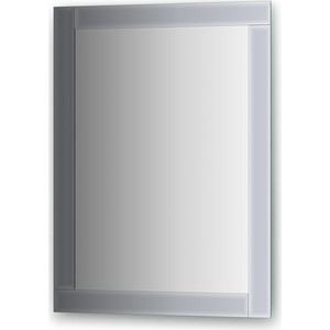 Зеркало поворотное Evoform Style 60х80 см, с зеркальным обрамлением (BY 0830) зеркало evoform style by 0807