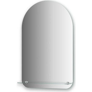 Зеркало Evoform Optima 50х80 см, с полочкой 50 см (BY 0511) evoform зеркало evoform 80x60 см oujz5xt 6321584