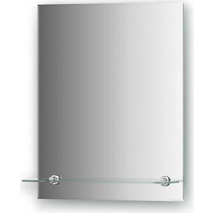Зеркало Evoform Attractive 40х50 см, с фацетом 5 мм и полочкой 40 см (BY 0501) все цены