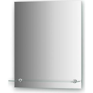 Зеркало Evoform Attractive 50х60 см, с фацетом 5 мм и полочкой 50 см (BY 0503) все цены