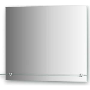 Зеркало Evoform Attractive 70х60 см, с фацетом 5 мм и полочкой 70 см (BY 0515) все цены