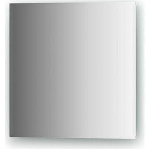 Зеркало Evoform Comfort 40х40 см, с фацетом 15 мм (BY 0903)  зеркало evoform comfort by 0956 60х160 см