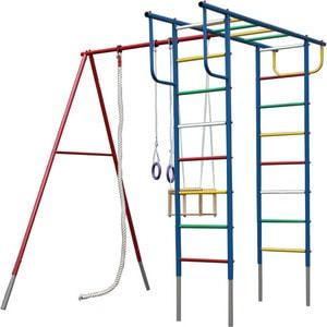 Детский спортивный комплекс Вертикаль -П (ДВП) спортивные комплексы вертикаль а1 п детский спортивный комплекс с горкой