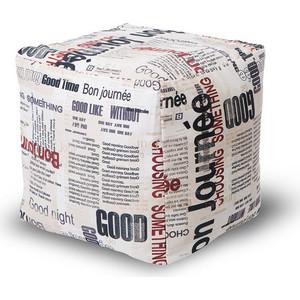 Пуфик для ног Пуфофф Newspaper free shipping ukulele 21 23 26 inch cotton bag thickening guitar small newspaper design package