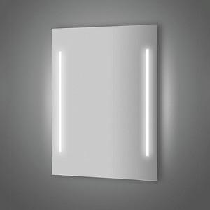 Зеркало Evoform Lumline 55х75 см, с 2-мя встроенными LUM- светильниками 40 W (BY 2014) зеркало evoform ledline 130х75 см с 3 мя встроенными led светильниками 16 w by 2122