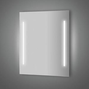 Зеркало Evoform Lumline 60х75 см, с 2-мя встроенными LUM- светильниками 40 W (BY 2015) зеркало evoform ledline 130х75 см с 3 мя встроенными led светильниками 16 w by 2122