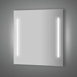 Зеркало Evoform Lumline 70х75 см, с 2-мя встроенными LUM- светильниками 40 W (BY 2016) зеркало evoform ledline 130х75 см с 3 мя встроенными led светильниками 16 w by 2122