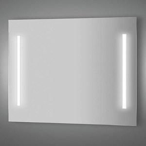 Зеркало Evoform Lumline 100х75 см, с 2-мя встроенными LUM- светильниками 40 W (BY 2019) пледы babyono двухсторонний с микрофиброй 100х75