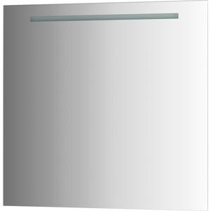 Зеркало Evoform Ledline 80х75 см, со встроенным LED- светильником 6 W (BY 2105) зеркало evoform ledline 100х75 см со встроенным led светильником 7 w by 2107