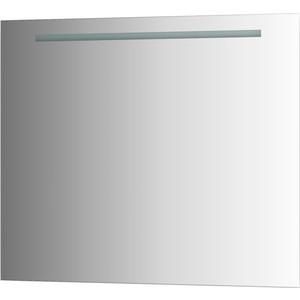Зеркало Evoform Ledline 90х75 см, со встроенным LED- светильником 6,5 W (BY 2106) зеркало evoform ledline 100х75 см со встроенным led светильником 7 w by 2107