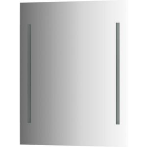 Зеркало Evoform Ledline 60х75 см, с 2-мя встроенными LED- светильниками 10,5 W (BY 2115) зеркало evoform ledline 100х75 см со встроенным led светильником 7 w by 2107