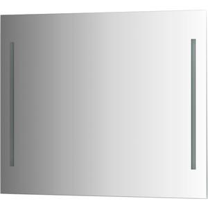 Зеркало Evoform Ledline 90х75 см, с 2-мя встроенными LED- светильниками 10,5 W (BY 2118) зеркало evoform ledline by 2121 120х75 см