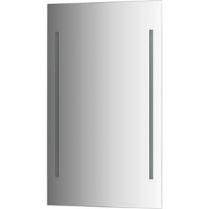 Зеркало Evoform Ledline 60х100 см, с 2-мя встроенными LED- светильниками 14,5 W (BY 2123) зеркало ellux linea led 100х70 см с 2 м встроенными led светильниками 12 w lin b2 9310