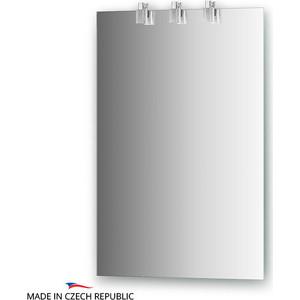 Фото - Зеркало Ellux Artic 50х75 см, с 3-мя светильниками 60 W (ART-B3 0205) удочка зимняя swd ice bear 60 см