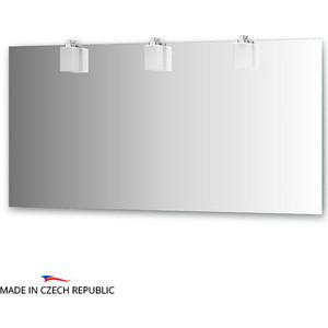 Зеркало Ellux Bolero 150х75 см, с 3-мя светильниками 84 W (BOL-A3 0218) bolero gina bacconi bolero