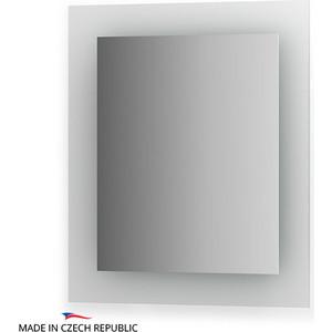 Зеркало Ellux Glow LED 60х70 см, с LED- подсветкой 18 W (GLO-A1 9402) зеркало ellux linea led lin a1 9130