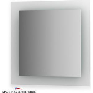 Зеркало Ellux Glow LED 70х70 см, с LED- подсветкой 20 W (GLO-A1 9403)  - купить со скидкой