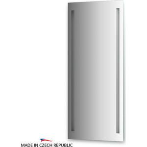 Зеркало Ellux Linea LED 60х140 см, с 2-мя встроенными LED- светильниками 24 W (LIN-A2 9135) зеркало ellux linea led lin a1 9130