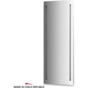 Зеркало Ellux Linea LED 60х160 см, с 2-мя встроенными LED- светильниками 28 W (LIN-A2 9136) зеркало ellux linea led lin a1 9130