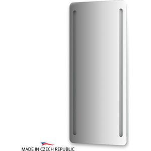 Зеркало Ellux Linea LED 60х140 см, с 2-мя встроенными LED- светильниками 24 W (LIN-B2 9319) зеркало ellux linea led lin a1 9130