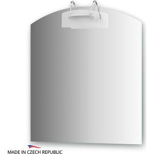 Зеркало Ellux Mode 70х80 см, со светильником 100 W (MOD-E1 0403)