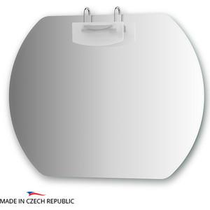 Зеркало Ellux Mode 90х70 см, со светильником 100 W (MOD-F1 0032)