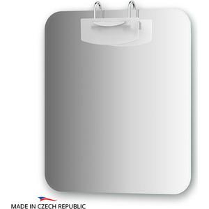 Зеркало Ellux Mode 60х70 см, со светильником 100 W (MOD-F1 0038) зеркало со светильником 100 w 60х70 cm mode ellux mod j1 0038