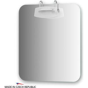 Зеркало Ellux Mode 60х70 см, со светильником 100 W (MOD-H1 0038) зеркало со светильником 100 w 60х70 cm mode ellux mod j1 0038