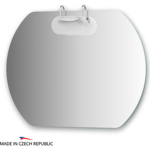 Зеркало Ellux Mode 90х70 см, со светильником 100 W (MOD-I1 0032)