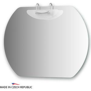 Зеркало Ellux Mode 90х70 см, со светильником 100 W (MOD-J1 0032)