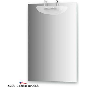 Зеркало Ellux Mode 60х90 см, со светильником 100 W (MOD-J1 0062) зеркало со светильником 100 w 60х90 cm mode ellux mod a1 0022