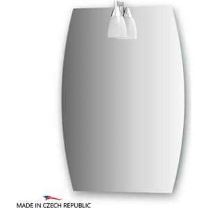 Зеркало Ellux Romance 40/50х70 см, со светильником 40 W (ROM-A1 0141) stabila 40 см тип 70 w
