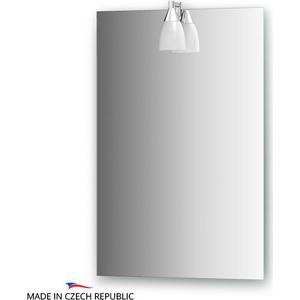 Зеркало Ellux Romance 50х75 см, со светильником 40 W (ROM-A1 0205) зеркало ellux mode 60х90 см со светильником 100 w mod c1 0062