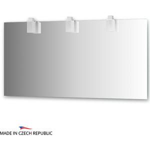 Зеркало Ellux Rubico 150х75 см, с 3-мя светильниками 120 W (RUB-A3 0218) burberry burberry тени для век eye colour silk 103 almond