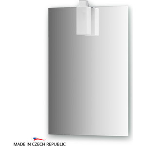 Зеркало Ellux Rubico 50х75 см, со светильником 11 W (RUB-B1 0205) golf rub
