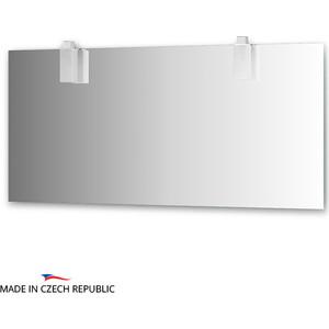 Зеркало Ellux Rubico 160х75 см, с 2-мя светильниками 22 W (RUB-B2 0219) зеркало ellux linea led 100х70 см с 2 м встроенными led светильниками 12 w lin b2 9310