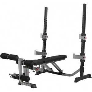 Многофункциональная скамья Body Craft Скамья со стойками (F609)