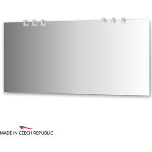 Зеркало Ellux Sonet 160х75 см, с 6-ю светильниками 120 W (SON-A6 0219) зеркало ellux rondo 110х75 см с 8 ю светильниками 320 w ron a8 9008