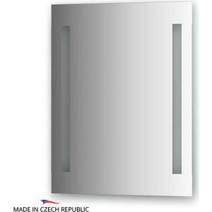 Зеркало Ellux Stripe LED 55х70 см, с 2-мя встроенными LED- светильниками 12 W (STR-A2 9114) духи dior 1ml