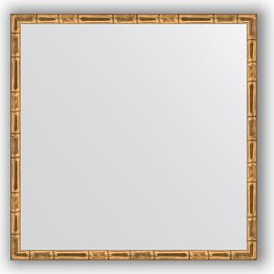 Зеркало в багетной раме Evoform Definite 57x57 см, золотой бамбук 24 мм (BY 0609) midea mcbd 0609