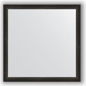 Зеркало в багетной раме Evoform Definite 60x60 см, черный дуб 37 мм (BY 0614) зеркало в багетной раме evoform definite 50x140 см состаренное серебро 37 мм by 0713